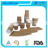 High quality ripple paper cup/kraft paper cup/coffee paper cups                                                                         Quality Choice