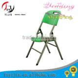 High quality used plastic injection folding chair