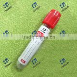 4ml Sample available vacuum tube/vacuum blood collection tube/vacuum blood test tube with label