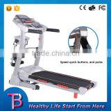 Home use body building portable exercise treadmill fitness equipment                                                                                                         Supplier's Choice