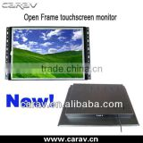 15inch touchscreen monitor with open frame for kiosk,for all in one advertising pc,for pos