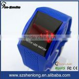 Silicone original jelly watch, led silicone watch,cheap silicone original jelly watch 2014