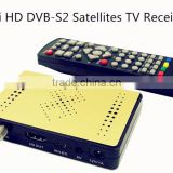 mini hd digital FTA Novatak78346 plastic dvb-s2 satellite receiver set top box with wifi