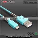 China wholesale high quality customized injection molding mfi usb braided spring usb data cable