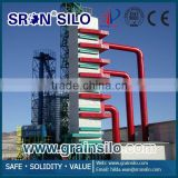 Customized Collapsible Circulating Seed Grain Dryer
