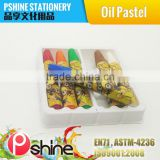 Hot Selling High Standards art set wax crayon pastel school set