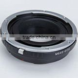 china manufacturer produce oem aluminum lens mount adapter for camera lens