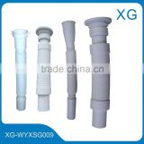 Kitchen sink drain pipe/Plastic flexible sewer tube/wash basin drain hose for India market