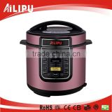1000W best selling multifunctional rice cooker/intelligent electric pressure cooker 6L with spoon,steamer