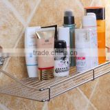 Powerful Suction Rack Bathroom Shelf 35CM X 12CM Toiletries Storage Rack Don't need Punch The Kitchen and Bathroom Accessories
