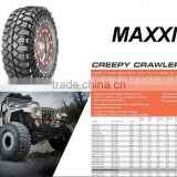 MAXXIS Brand MT Tyre mud tires