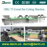 Semi-automatic Popped Cereal Nuts Bar Cutting Line/ Cereal Bar Cutter/peanut Bar Production Line