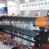 3.2m ecosolvent plotter with 2 pcs dx5 print head for poster, vinyl, one way vision, etc.