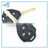 toyota key shell car key for toyota camry remote control key 315mhz ID67 chip toyoa full key