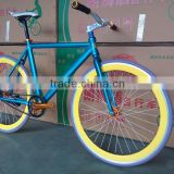 2015 new style colorful road bike, fixed/fixie gear bike/bicycle/bicycle alibaba China supplier