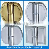 Modern Wholesale Factory Directly Bathroom Cubicle Hardware Toilet Zinc Alloy Self Closing Brass Hinge