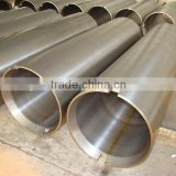 Centrifugal casting/forging thick wall seamless steel pipe with Big OD,high precision of the machined surface