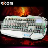 2016 Latest Backlight gaming Mechanical Keyboard from Shenzhen Factory--LK617--Shenzhen Ricom