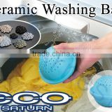 household tool eqipment cleaner eco laundry detergent powder soap baby clothes laundry machine ceramics ball 75233
