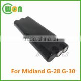G-28 G-30 20-555 Replacement Battery For MIDLAND G-28 G-30 20-555 walkie-talkie rechargeable battery 7.2V 700mAh Ni-MH