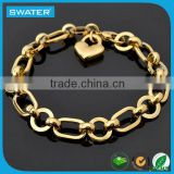 2016 New Products Bracelet Gold Charms