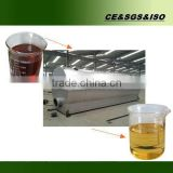 Essential oil equipment continuous waste oil refining distillation machine from China