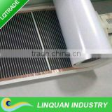 Green energy infrared carbon heating film