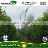 (20 years' Shanghai factory) New arrival for 2015, Agriculture anti hail net , hail guard net 85gsm
