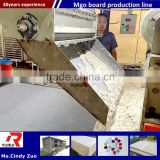 decorative interior wall mgo board making machine/mgo decorative fireproof board production line price