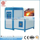 India hot IGBT Induction heating forging machine for bolts and nuts