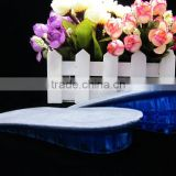 3 layers silicone height increasing shoe heel cushions soft gel heel cups adhesive foot care inner shoe lift taller pads