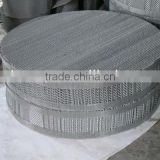 Flying Dragon metal wire gauze packing Structured packing Stainless steel mesh for tower packing
