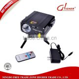 DL018 Latest design multi pattern mini laser stage lighting Projector with music controller