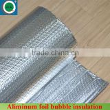 Roofing lowes fire proof insulation aluminum foil bubble with white pe film