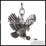 2016 Chameleon Wholesale Stainless Steel Interchangeable Eagle Pendant