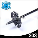 Professional 100% carbon fiber high strenth alpine ski pole