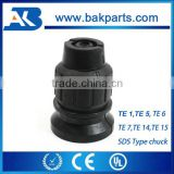 Hilti quick change chuck HILTI TE15 TE 15 for power tool,power tool parts TE chuck manufacure