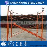 foldable aluminum scaffold ladder,aluminum scaffolding platform,folding platform ladder