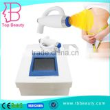 2015 hot selling products ESWT acoustic shock wave therapy weight loss beauty salon equipment