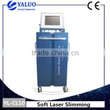 cryo cold laser system freezefat laser beauty equipment with pressure therapy beauty equipment