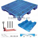 Warehouse plastic pallet for different loadings wholesale plastic pallet for heavy duty rack