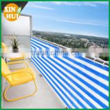 HDPE Outdoor Balcony Protection Privacy WindScreen /privacy fence netting different color balcony net