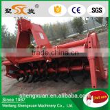 High usage side gear transmission mini power rotary tiller /rotavator/cultivator