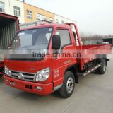 rear-view mirror gas cylinder transport truck