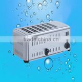 Top sell 6 slice toaster machine, for kitchen 6 slice toaster