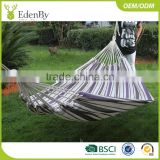 New travel camping outdoor lightweight double person nylon fabric parachute hammocks wholesale