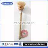 FSC certification professional manufacturer tampico fiber dish bowl wooden handle cleaning brush