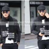 korean man han edition of the spring and autumn winter fashion knitted cap beret painter advance hats of England