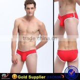 WJ new design underwear for man sexy briefs boys underwear