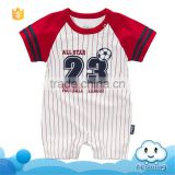 SR-282B rompers baby fashion clothes online one pieces infant baby romper cotton bodysuit